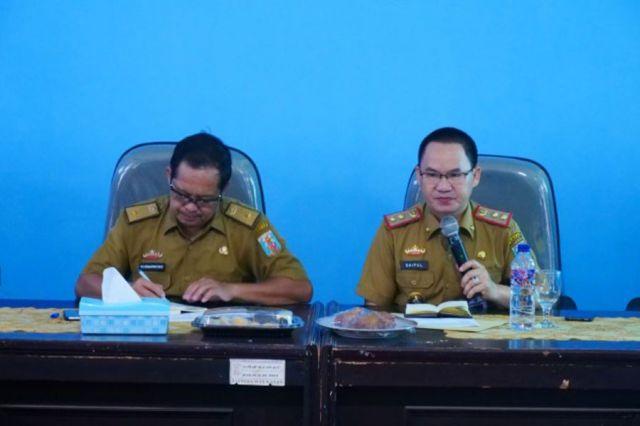 Pemkab Way Kanan Minta SKPD Serius Pengembangan Kopi Robusta